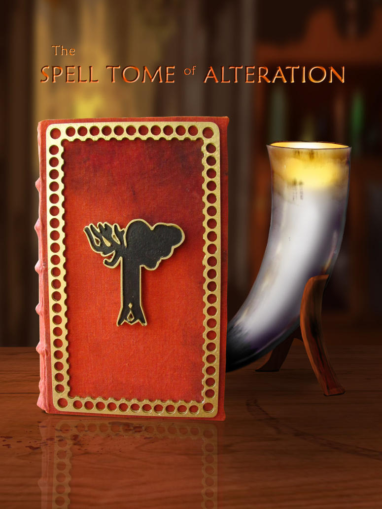 Tome of Alteration 3 by Swashbookler