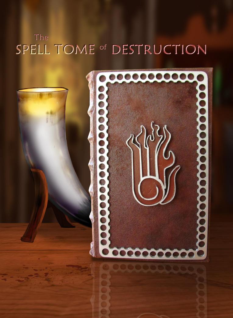 Tome of destruction 3 by Swashbookler