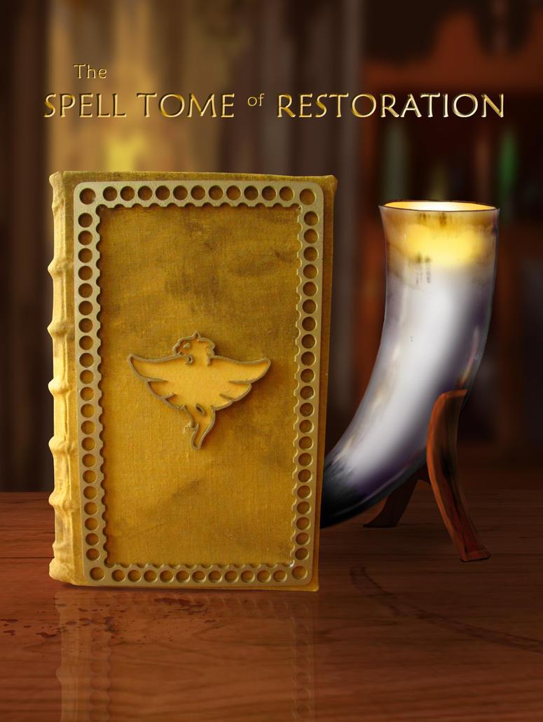 Tome of Restoration 3 by Swashbookler