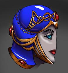 Cybertronian Princess