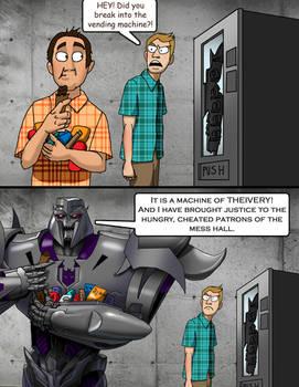 Spoken Like Megatron 2