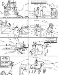 Davy Jones' Day Off pg 116