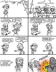 Davy Jones' Day Off pg117