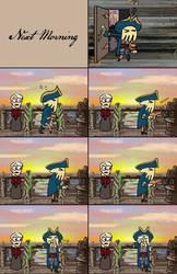 Davy Jones' Day Off pg 118