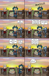 Davy Jones' Day Off Pp 119 by Swashbookler