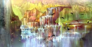 rainbow gorge