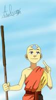 Avatar aang giving advice