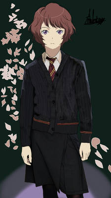 Rayet Areash from Gryffindor
