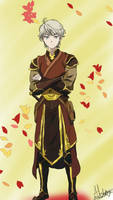 Slaine Troyard from the fire nation