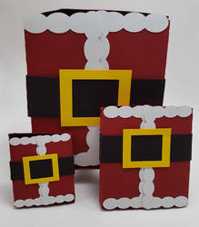 3D DS Game Santa Gift Box1 by UniqueDesignsbyMonic by UniqueDesignByMonica