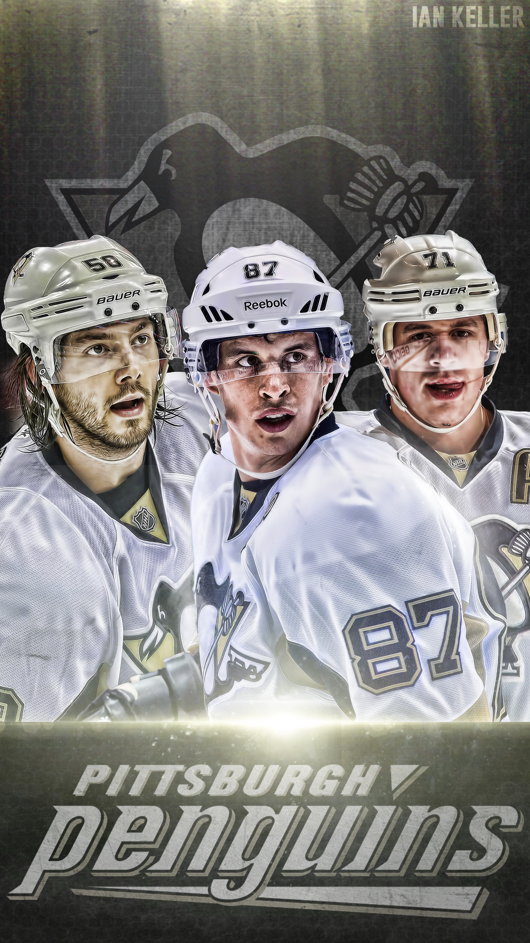 Pittsburgh penguins phone wallpaper by iankeller on deviantart - Pittsburgh penguins iphone wallpaper ...