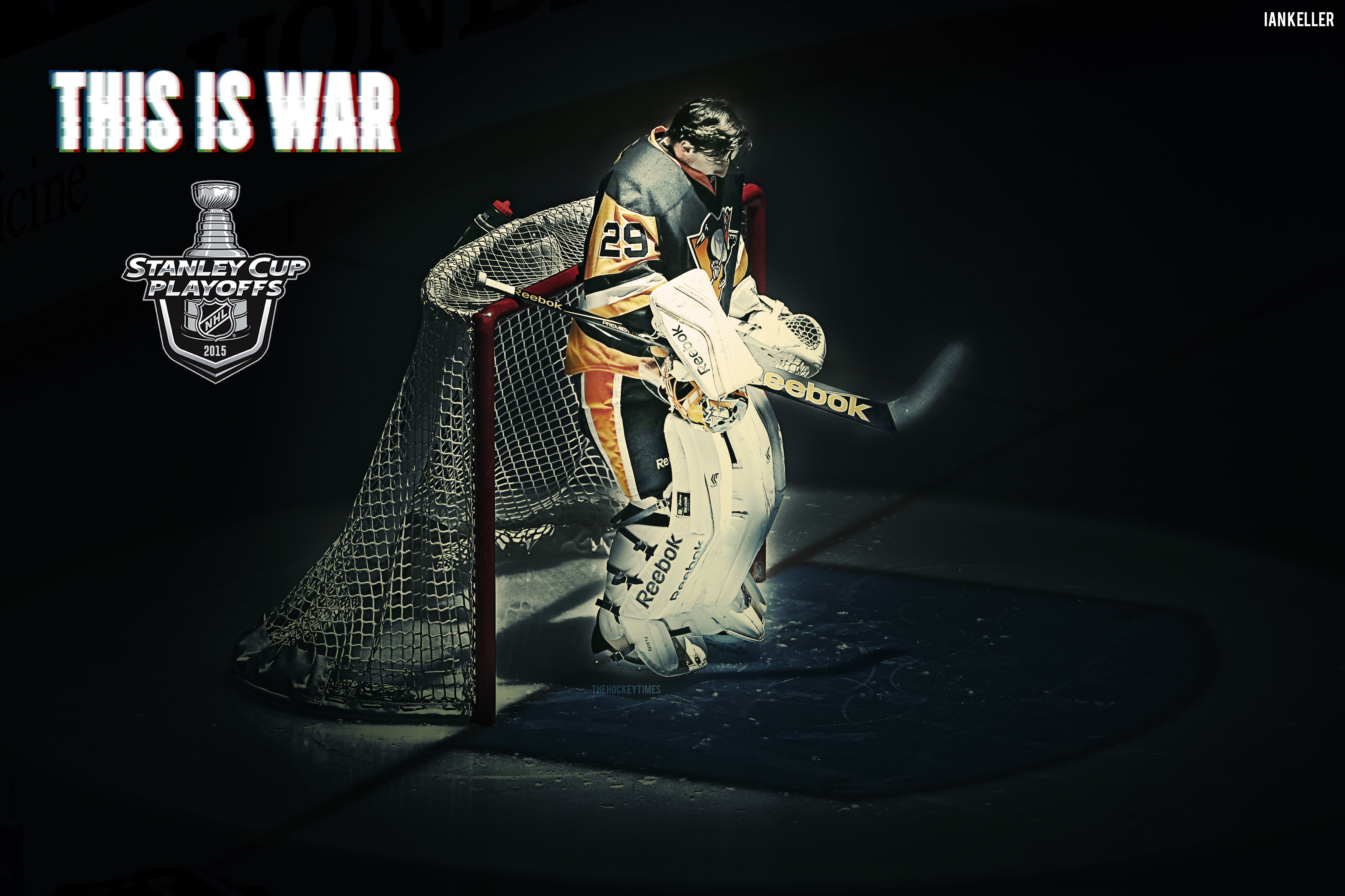 marc andre fleury playoff hype by iankeller on deviantart