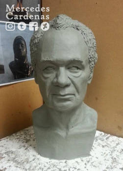 Male Bust 1
