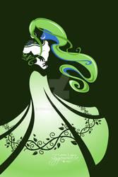 Liana - Green