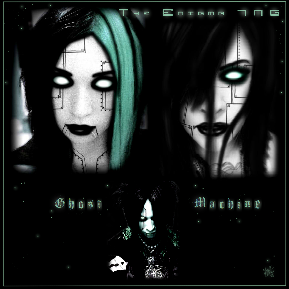ghost in the machine cover