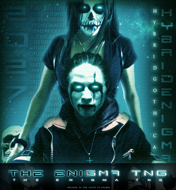 HybridEnigma 02 by TheEnigmaTNG