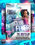 Club Flyer PSD Templates