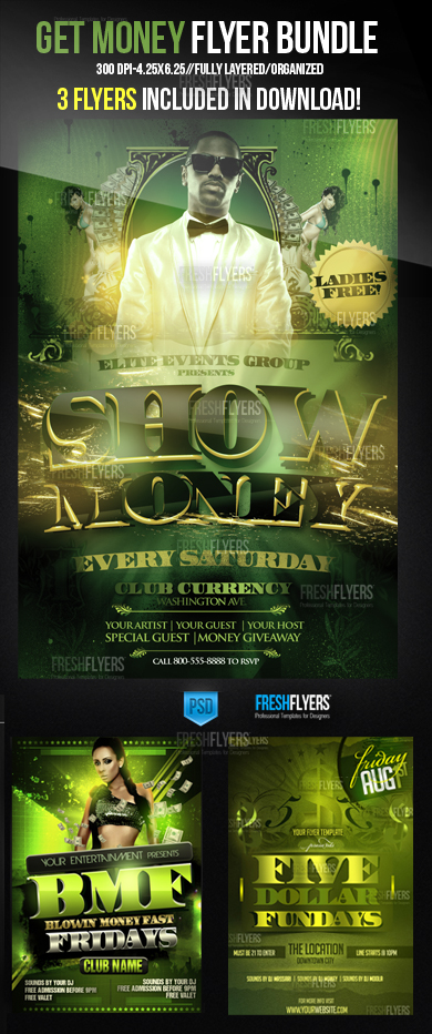 Money Flyer Template Image Collections Template Design Free Download - Money flyer template