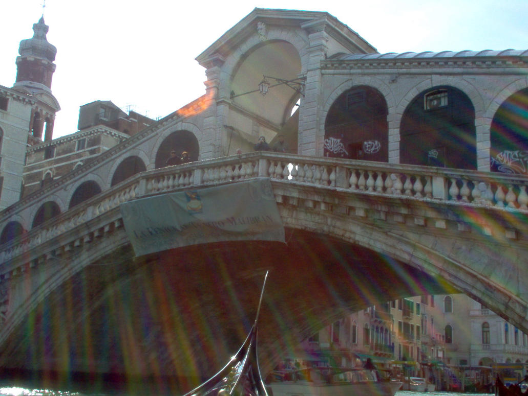 The Rialto Bridge by illusions-of-beauty