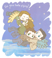 Do You Hate Flying? 2 by MugenMusouka