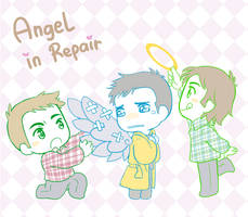 Angel In Repair by MugenMusouka