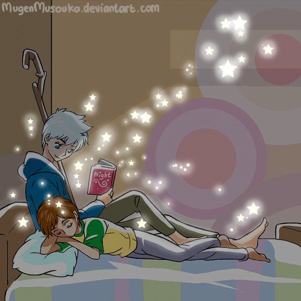Are You Dreaming of Stars, Jamie? by MugenMusouka