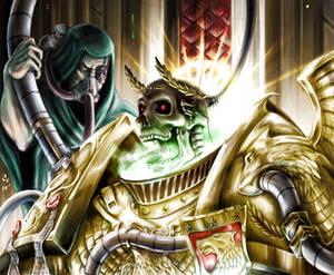 Warhammer 40k: Emperor of Mankind