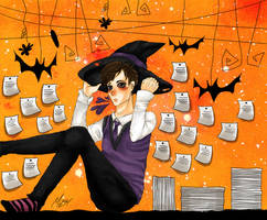 Happy halloween by Maqqi