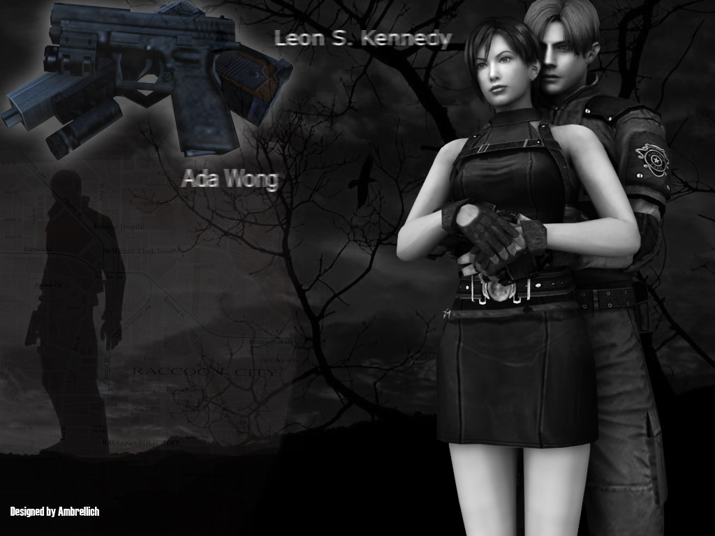 Ada and Leon RE2