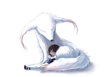 Gentle beast by ParsueChoi