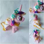 Wedding Princess Cadance plush by FleeceFriendship