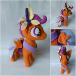 Gala Scootaloo by FleeceFriendship
