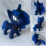 Princess Luna by FleeceFriendship