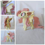 Flutterbat Plush by FleeceFriendship