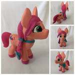 Sunny Starscout Plush by FleeceFriendship