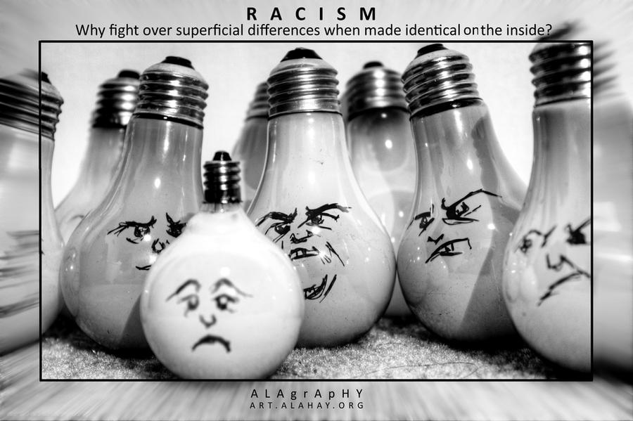 Racism by alahay