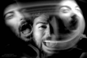 Paranormal Self-Portrait