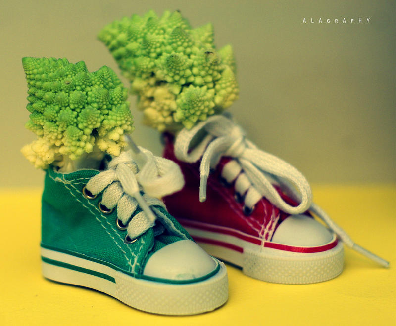 Fractal Shoes by alahay