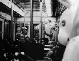 strangers on a train by alahay