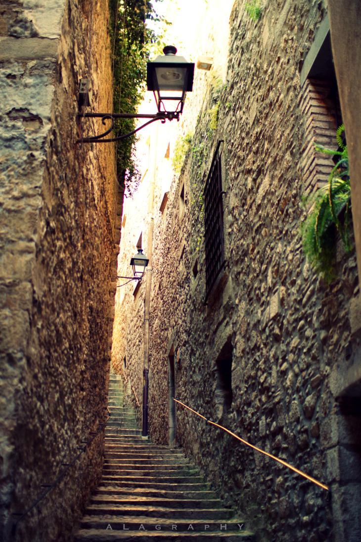 Girona by alahay