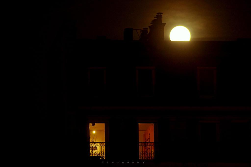 fool moon by alahay