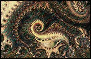 Deep Fractal Dream of the Ego