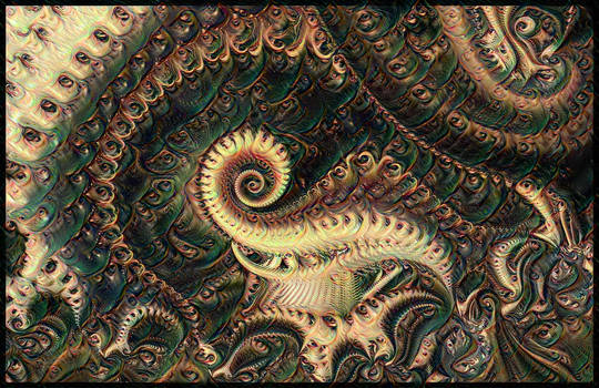 Deep Fractal Dream of the Ego