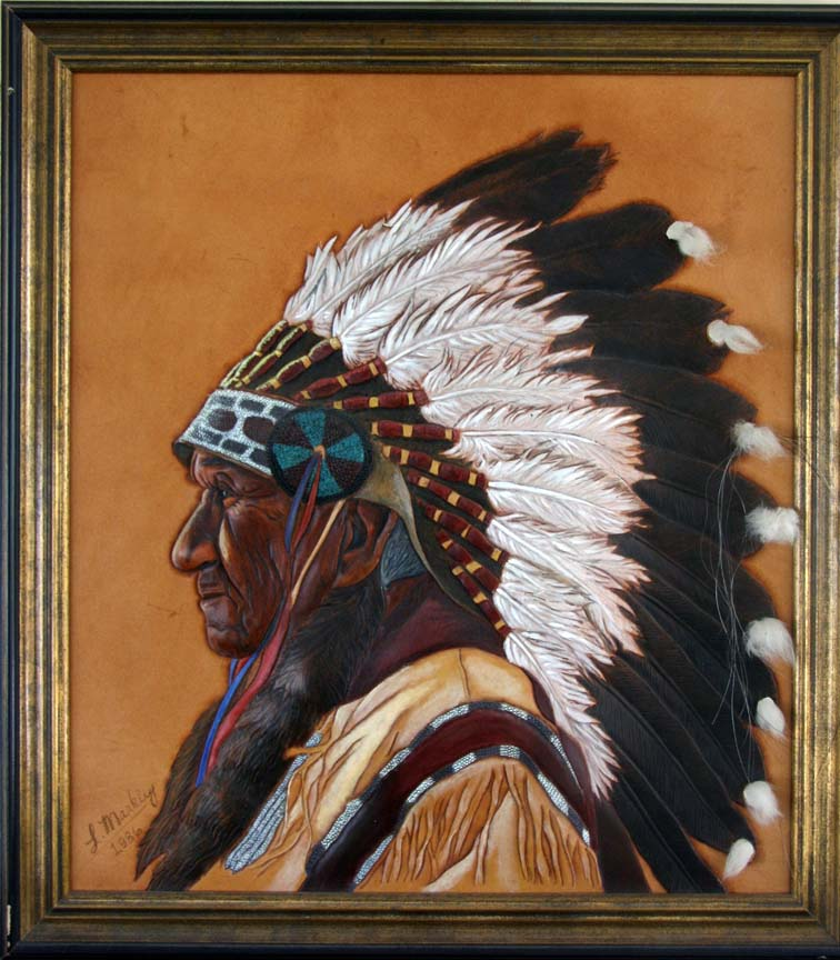 American Indian Chief by TheEnergonAmerican Indian Chief