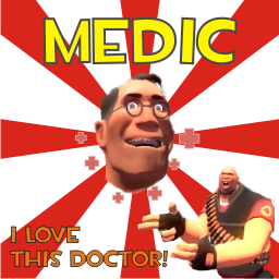Medic Spray - Team Fortress 2 by OmegaRozenkreuz