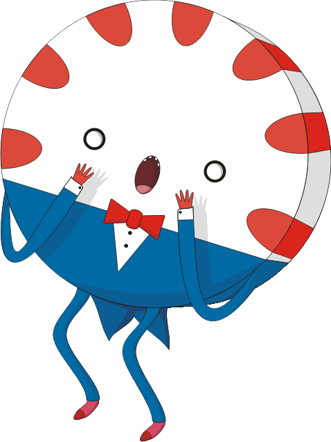 You scared Peppermint Butler! D: by OmegaRozenkreuz on ...