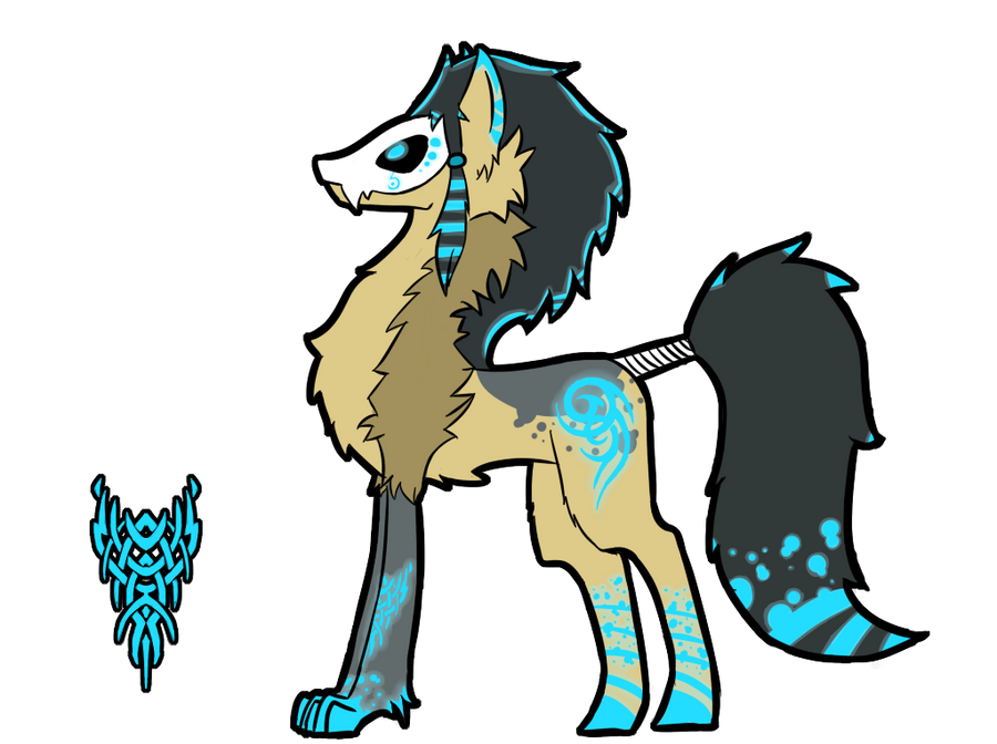 Rayfux .:new OC:. by Eri-Freak