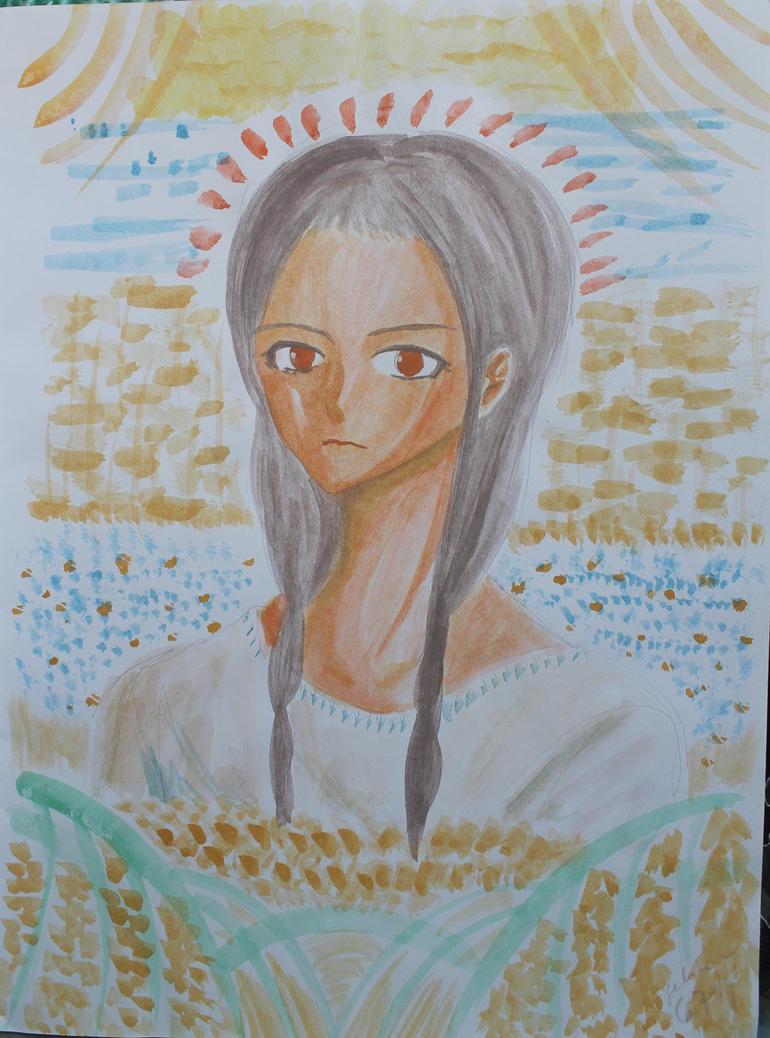 Lena by kamelyon