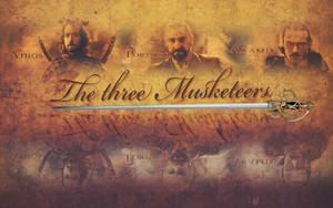 The three Musketeers by JacobBlacksPrincess