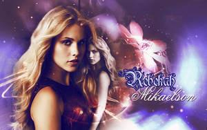 Rebekah Mikaelson by JacobBlacksPrincess
